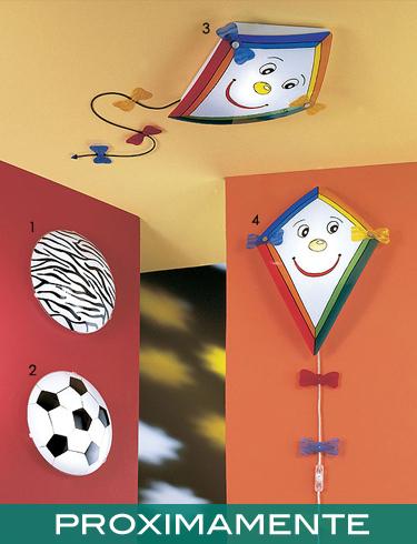 Peru bienvenido a eglo iluminacion - Lamparas para habitaciones infantiles ...